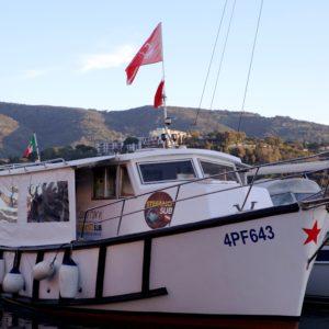 Stefano Sub Dive Boat a Porto Azzurro